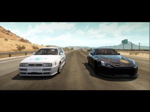 Forza - The Fast And The Furious Movie (part 2) video