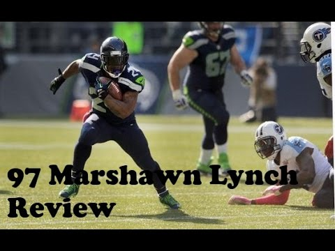 Marshawn Lynch 97 Overall Madden 15 Ultimate Team Review