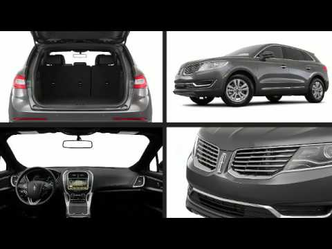 2017 Lincoln MKX Video