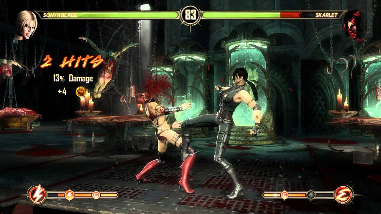 Mortal kombat komplete edition nudity pornos clips