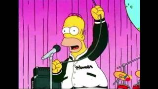 Mi Mayor Atracción ft. Homero Simpson - Altos Remix -
