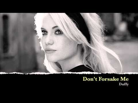 Duffy - Don't Forsake Me