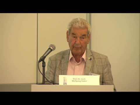 ME/CFS: Die Auseinandersetzung mit Institutionen aus medizinischer Sicht / Vortrag Prof. Dr. Huber