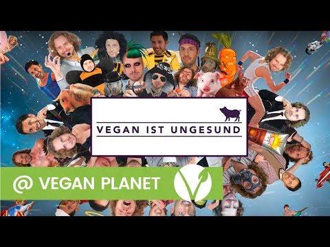 Vegan ist ungesund - Vegan Planet 2018 Wien