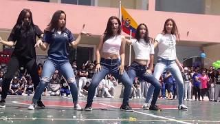 Baile Mix Colegio del Milenio