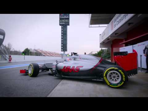 Haas F1 Team Makes its Debut in 2016 FIA Formula One World Championship