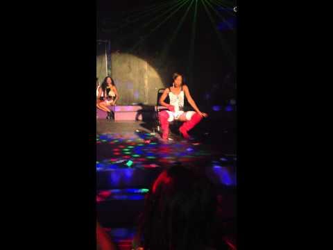 Za'Levia Mafia and Krush Performance at Club Metro Reloaded