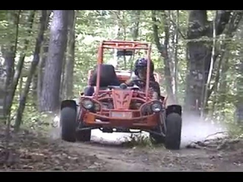 hammerhead 150cc sweet driving! remake
