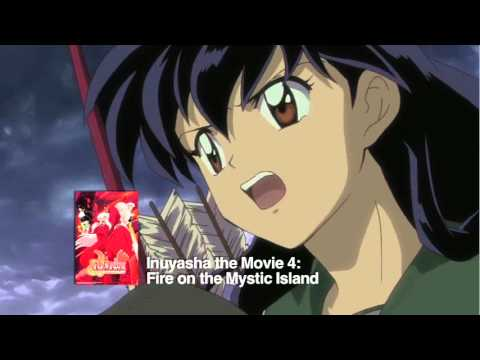 Inuyasha: The Movie The Complete Collection [Blu-ray] (2013) OFFICIAL TRAILER