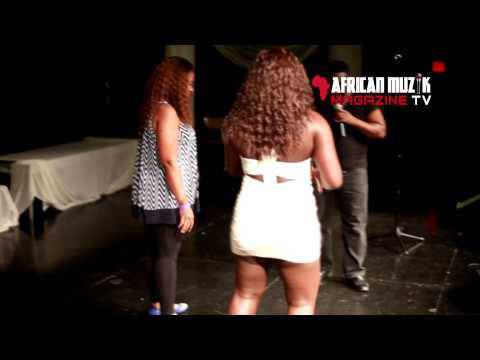Mr Ibu Dancing To Limpopo, Ur Waist, Karolina & Yori Yori video