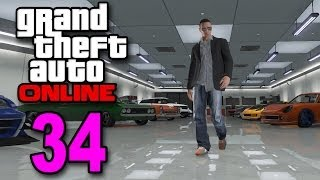 Grand Theft Auto 5 Multiplayer - Part 34 - Crooked Cop (GTA Online Let's Play)