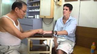 Chinese medicine VS dislocated finger