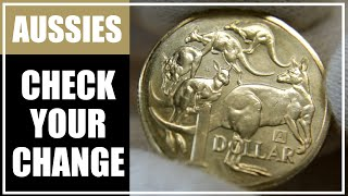 Australia's Dollar Discovery - Check Your Change!