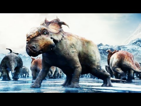 Walking with Dinosaurs Trailer #2 2013 Movie - Official [HD]