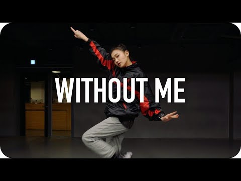 Download Without Me - Halsey / Yoojung Lee Choreography Mp4 baru