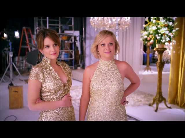 Tina Fey and Amy Poehler talk about hosting the Globes