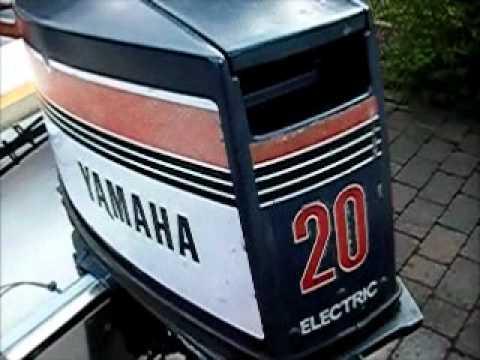 Hp Yamaha Outboard