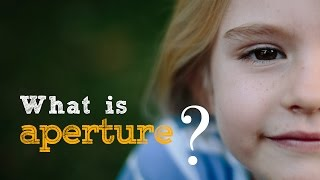What is aperture? Photography tutorial for DSLR beginners