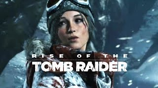 Rise of the Tomb Raider All Cutscenes (Game Movie) Full Story 1080p HD