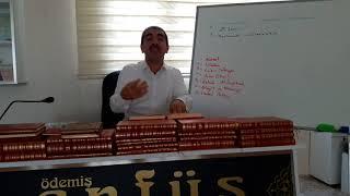 2.mebhas 3 ncüsü..cüz-i ihtiyar kaderle tevfık edilebilir 26.söz  Murat Dursun