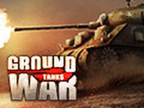 Ground War Tanks 3D Multijugador Masivo Online juegos gratis ya