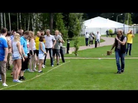 Тимбилдинг - Весёлые старты в Ареале! Спортивные соревнования в самом удобном формате!