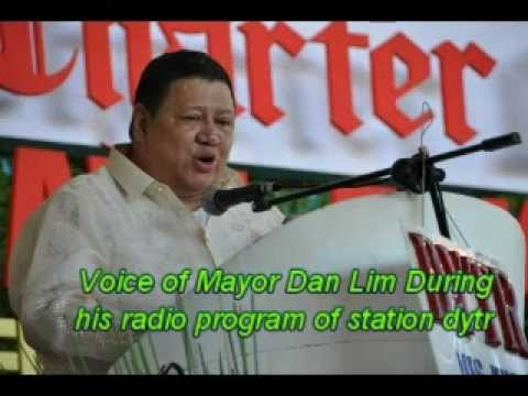 Mayor Dan Lim Answers on Sex Organ Show Issue...Part 1
