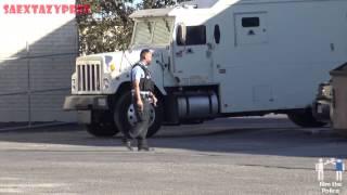 Brinks Armored Car - 1st Amendment Audit