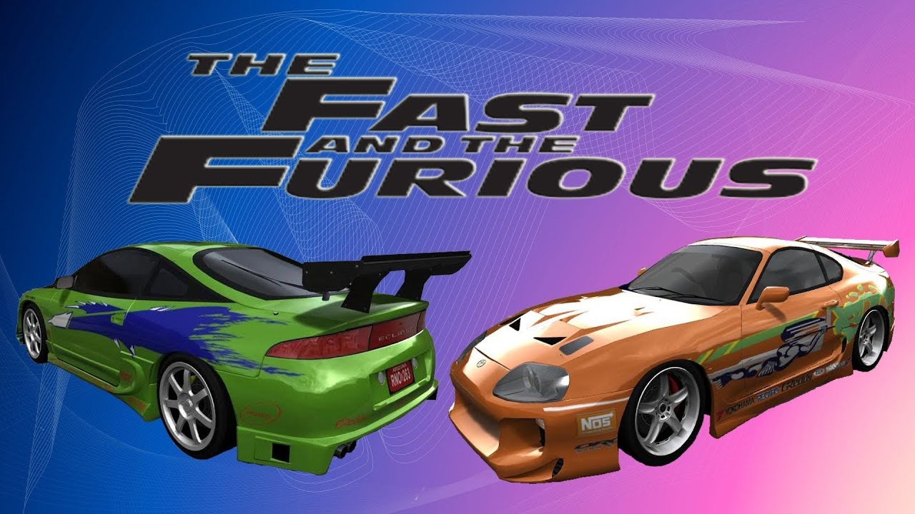 "Autos De Fast And Furious ""1"" Para GTA San Andreas - YouTube"