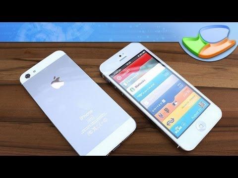 Conheça o iPhone 5 no resumo do evento da Apple (Setembro 2012) - Tecmundo