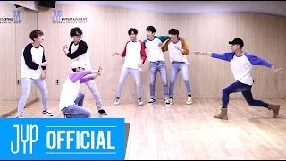 "Download Lagu GOT7 ""HOME RUN"" Dance Practice Gratis STAFABAND"