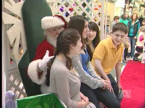 Santa Surprised by Children's Wishes