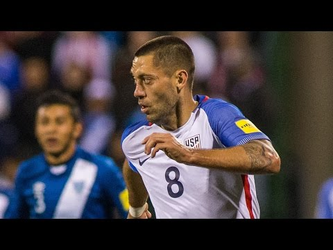 Interview: Clint Dempsey on possibly playing in COPA America Centenario