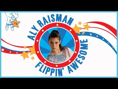Aly Raisman Flippin&#039; Awesome Ep. 1: &quot;Stick It&quot;