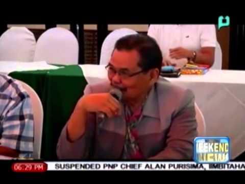 MILF Peace Panel Chair Mohagher Iqbal, itinangging nasa kostodiya nila si alias Marwan [02|01|15]