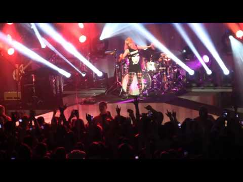 Paramore in Detroit- &quot;Ain&#039;t It Fun&quot; Live (1080p HD) at the Fillmore on May 10, 2013