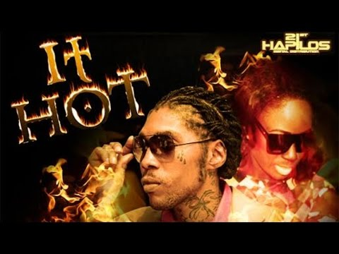 Vybz Kartel Aka Addi Innocent Ft. Lushus - It Hot [sex Meter Riddim] July 2014 video