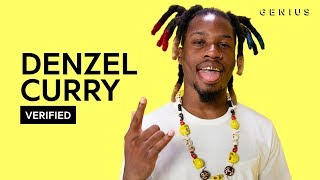 Denzel Curry 34 Clout Cobain Clout Co13a1n 34 Official Meaning Verified