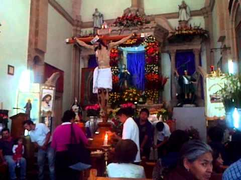 4Viernes Iglesia de la Veracruz Taxco 2015