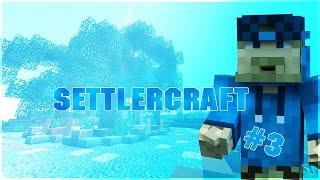 Settlercraft S2 #3 - Wijken uitzetten!