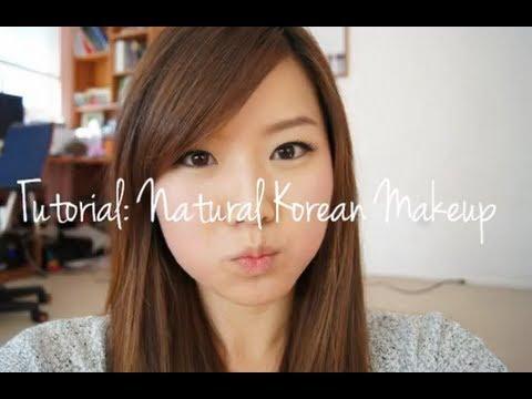 Tutorial Natural Makeup Ala Korea   How To Make & Do Everything!