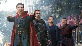 'Avengers: Infinity War' Trailer 2