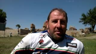 Transanatolia 2015: Terzo assoluto, Alessandro Botturi (Yamaha)