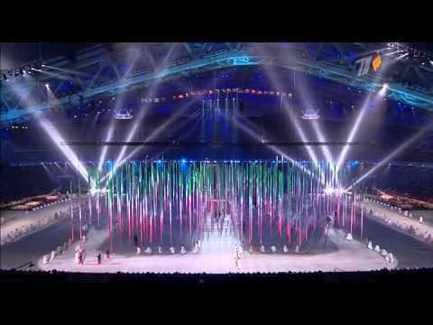 Паралимпиада 2014. Открытие