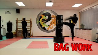 Wavemaster XXL Bag Workout