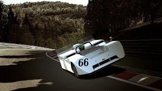 TRL_IMMORTAL World Record 2J Race Car Nürburgring N24H 7:01,686