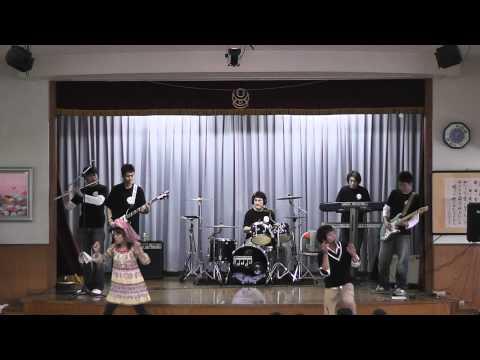 おやじバンド「ぼくらのうた」~栄光幼稚園 劇と音楽を愉しむ会~