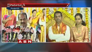 CM Chandrababu To Attend Dashavatara Venkateswara Swamy Temple Inauguration Tomorrow