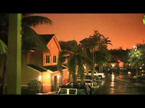 Thunderstorm in Miami Part II