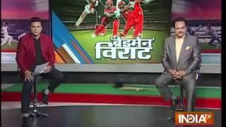 Virat Kohli Hits 4th Century 113 Runs Off 50 Balls, RCB vs KXIP IPL 2016   Cricket Ki Baat   YouTube